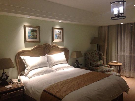 欧式酒店用白色家具