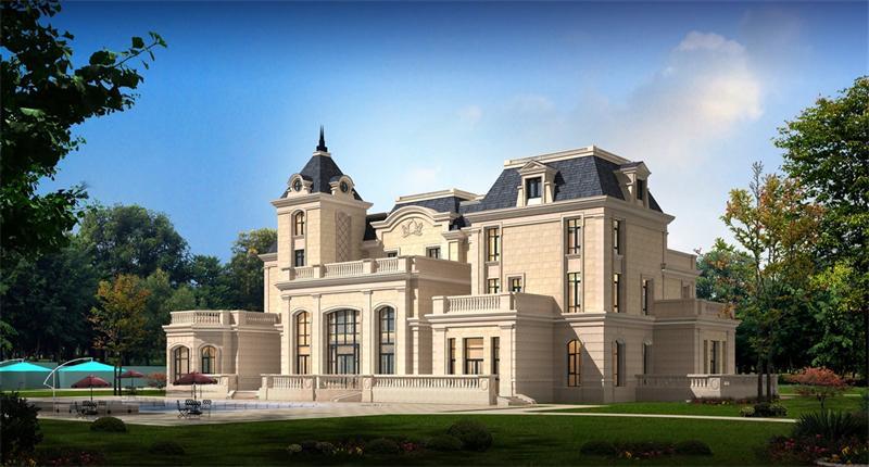 法式建筑及家具风格图片