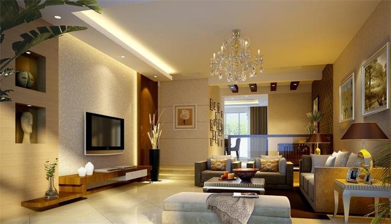 色彩在室内设计中同样也是重要的构成因素