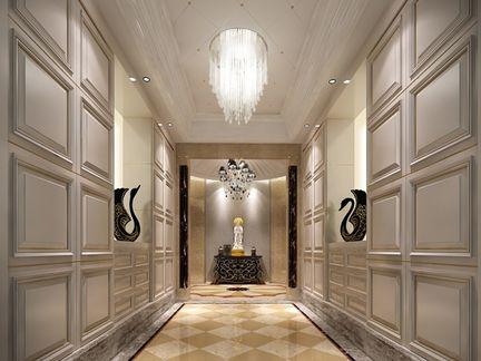 2,过道吊顶宜做成假天花小走廊内出现横梁,可考虑在走廊做假天花来