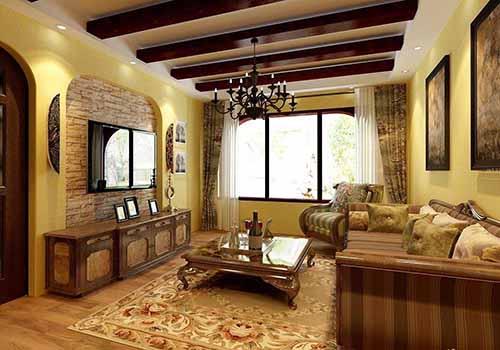 美式田园风格装修选什么家具好看