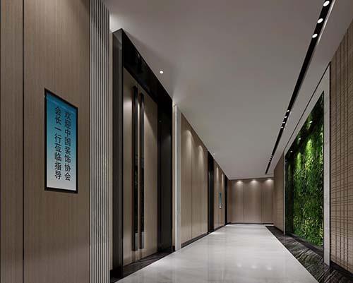 办公室装修如何打造完美的走廊 - 深圳市雍庭家居装饰