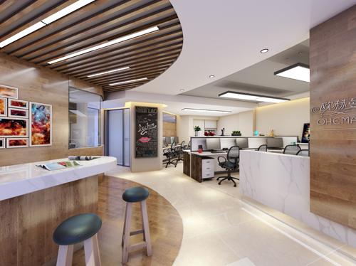 深圳装修公司浅谈办公室装修的规划