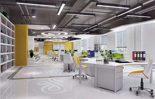 深圳装修公司浅谈简约办公室装修设计要点