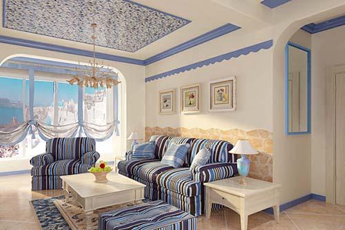 地中海装修风格装饰上都有哪些要领