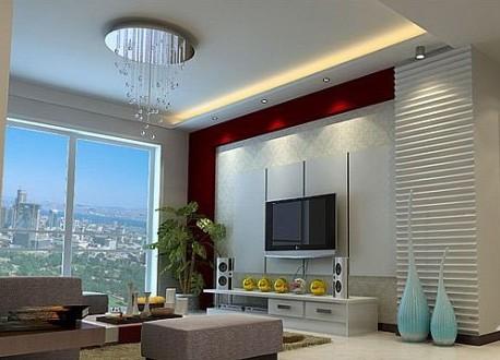 室内设计平角透视