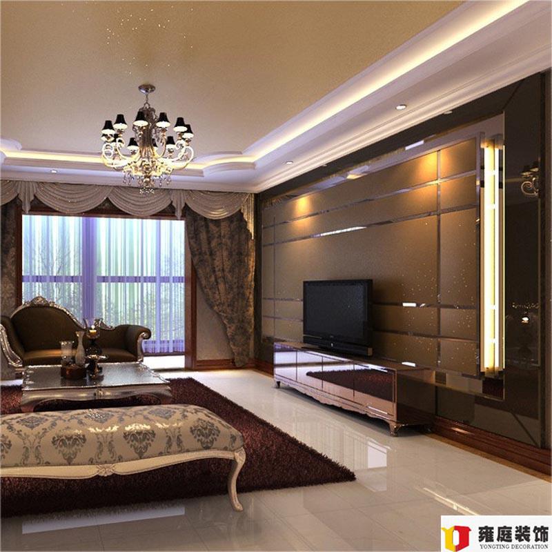 软包背景墙如何设计—深圳福田装修公司