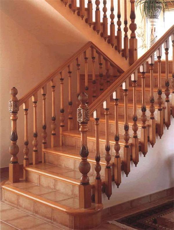 实木楼梯扶手安装方法及日常保养