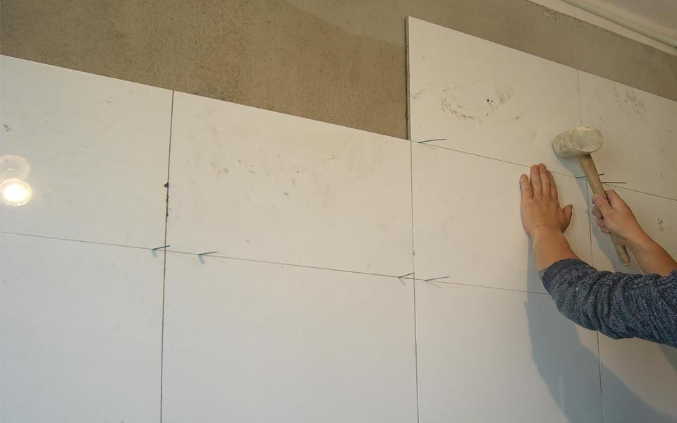 【雍庭装饰 工艺篇】从简到繁的瓷砖铺设步骤